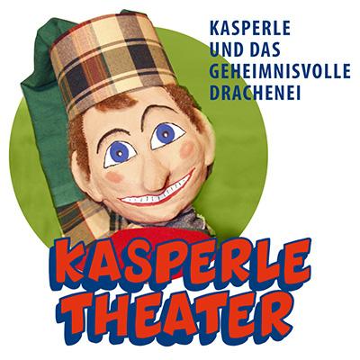 Kasperletheater - Kasperle und das geheimniscolle Drachenei