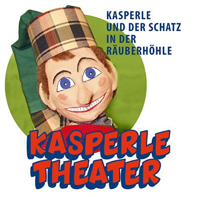 Kasperletheater - Kasperle und der Schatz in der Räuberhöhle