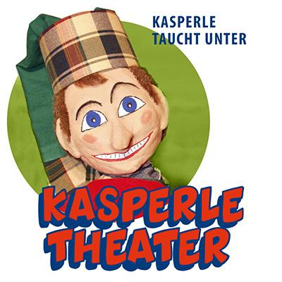 Kasperletheater - Kasperle taucht unter