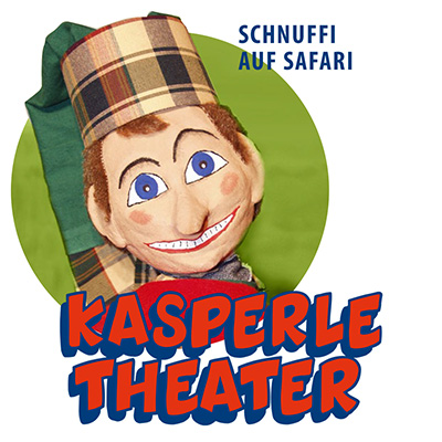 Kasperletheater - Schnuffi auf Safari