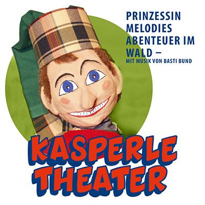 Kasperletheater - Prinzessin Meldodies Abenteuer